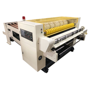 Single-watt single-pole frequency conversion computer vertical and horizontal rotary paper cutter