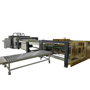 Large corrugated paper automatic cutting production line B