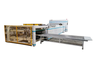Large corrugated paper automatic cutting production line C
