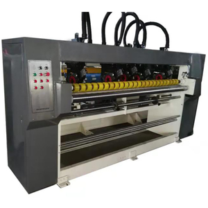 Automatic slitting knife machine B